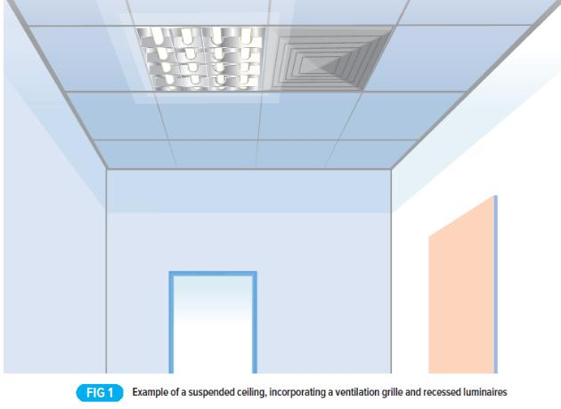 Technical Guide  Cables Installed In Suspended Ceilings