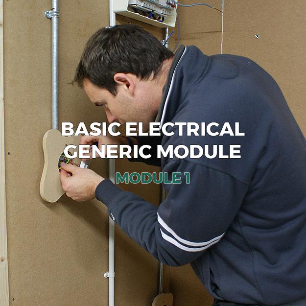 Basic Electrical Generic Module - Module 1 - Technique Learning ...