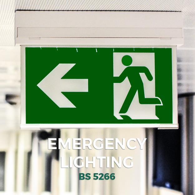 Emergency Lighting - BS 5266