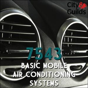 CG 7543 basic mobile air con