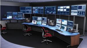 SCADA Control Room
