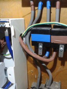 Electrical Installation with no RCD Protection