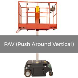 IPAF PAV (Push Around Vertical) Training Courses