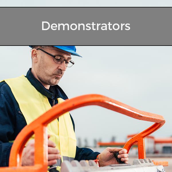 IPAF Demonstrators Course