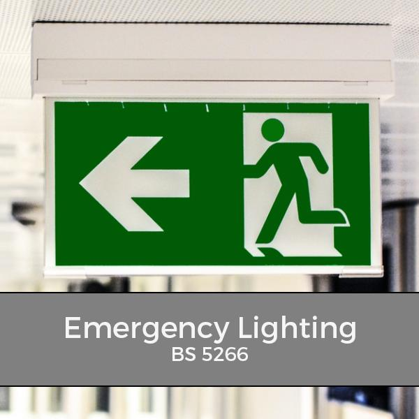 Emergency Lighting – BS 5266 Training Course
