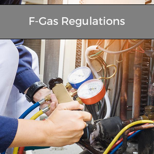 F-Gas Regulations Training Courses