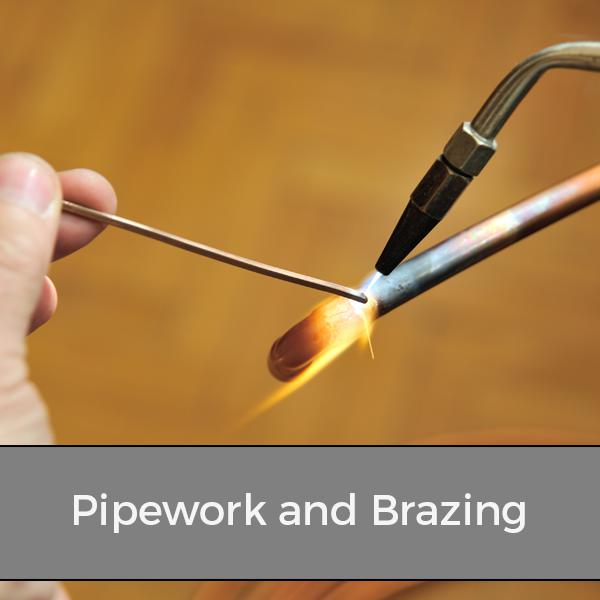 Pipework and Brazing Training Courses