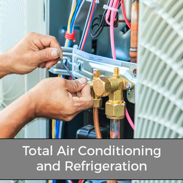 Total Air Conditioning and Refrigeration Training Courses