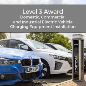 Domestic, Commercial and Industrial Electric Vehicle Charging Equipment Installation