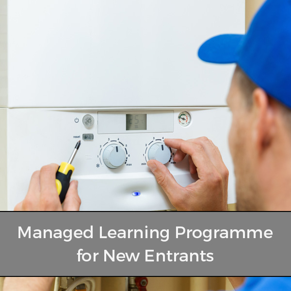 ● Managed Learning Programme for new entrants